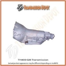 """Turbo 400 Chevy Transmission Stock Replacement  Short  Tail 6"""" - $1,489.00"""
