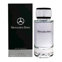 Mercedes-Benz for Men 4 oz 120 ml EDT Eau De Toilette Spray by Mercedes ... - $65.99
