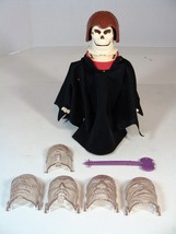 1984 PLAY-DOH COUNT CREEPYHEAD $ FRIENDS WOLFMAN MUMMY VAMPIRE MONSTERS - $59.39