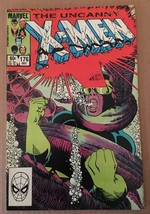 Uncanny X-Men #176 Marvel Comic Book from 1983 VF+ Condition - $4.49