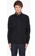 G-Star RAW Correctline Black Etosha City Jacket Overshirt, Size XXL $190 - $89.75