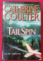 TailSpin No. 12 by Catherine Coulter (2008, Hardcover Book) - $3.95