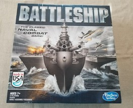 New Battleship - The Classic Naval Combat Strategy Board Game from Hasbro Games - $16.82