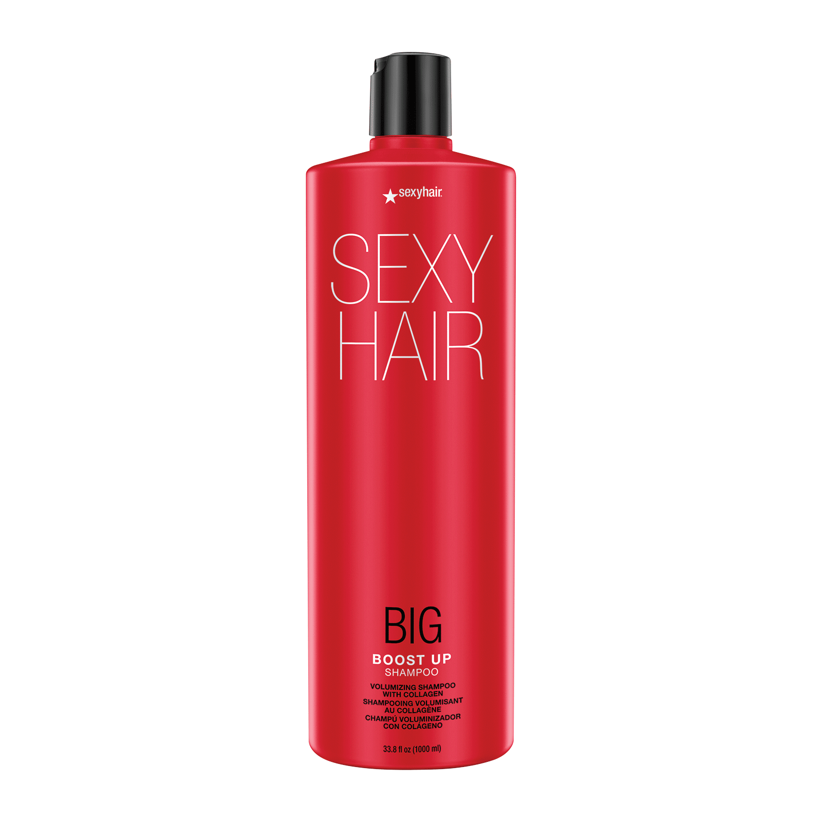 Primary image for Sexy Hair Concepts Big Boost Up Volumizing Shampoo with Collagen 33.8oz