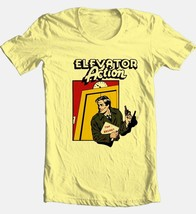 Elevator action tshirt retro arcade video game graphic tee thumb200