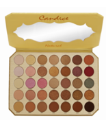 Candice Cosmetics Be NATURAL – Pro 35 Colors Eyeshadow Palette - $19.95