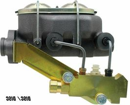 "Universal Master Cylinder 1-1/8"" Bore, Disc Disc Proportioning Valve Kit image 8"