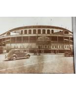 1939 Wrigley Field Chicago Cubs Framed Photo MLB Marquis Brooklyn Dodger... - $53.90