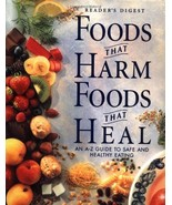 Foods That Harm, Foods That Heal:  An A - Z Guide to Safe and Healthy Ea... - $14.84
