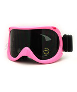 Ski Snowboard Goggles Anti Fog Oversized Foam Padded Frame - $18.95