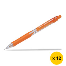 Pilot BegreeN Progrex H-125 0.5mm Mechanical Pencil (12pcs), Orange, H-125-SL-O- - $24.99