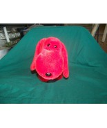 Red TY Dog Stuffed toy - $8.00