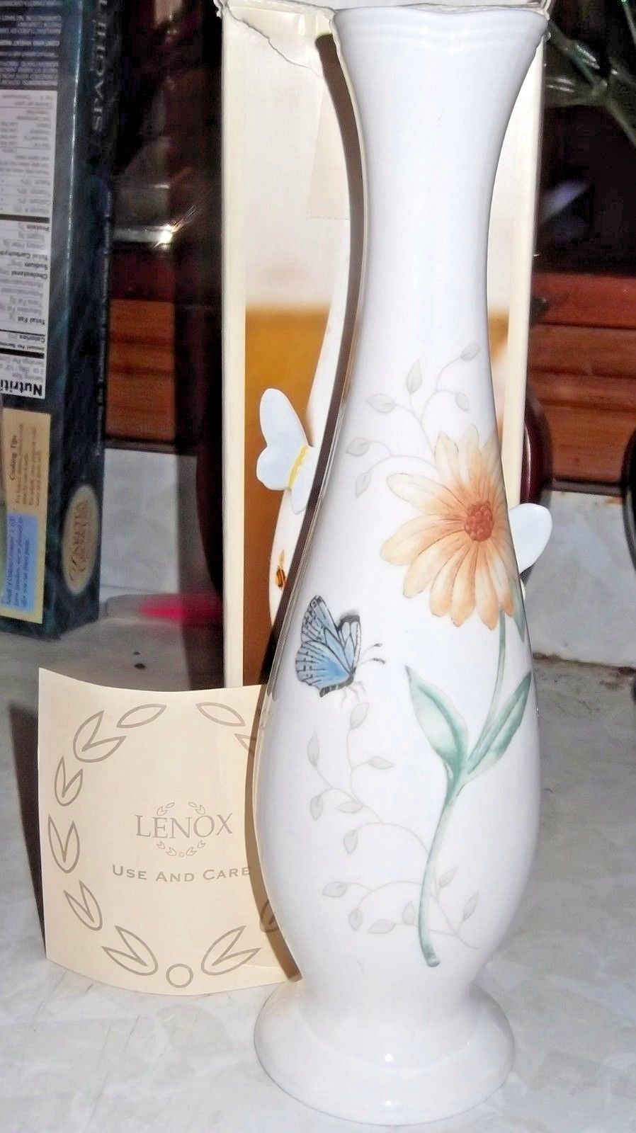 Lenox Butterfly Meadow Vase