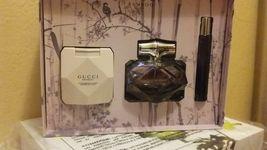 Gucci Bamboo 2.5 Oz Eau De Parfum Spray 3 Pcs Gift Set image 3