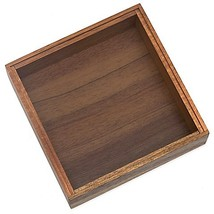 Lipper Acacia Wood Stackable 6-Inch x 6-Inch Or... - $8.99