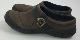Merrell Fresh Grip Performance Brown Clogs Mules Shoes Womens Sz 6.5 - $22.76