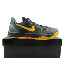 Nike Zoom Kobe Venomenon 4 Basketball Shoes Size 11.5 Black Yellow 63557... - $138.55