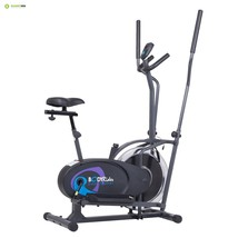 Exercise Bikes Body Rider Deluxe Flywheel Dual Trainer - $339.86