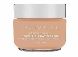 Fashion Fair Parfait Finition Souffle Tout Jour Maquillage à Couper le B... - $26.96