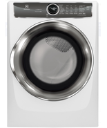 Electrolux EFMG627UIW 27 Inch Gas Dryer with Predictive Dry Island White - $494.95