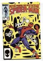 Spectacular Spider-Man #99 1985 First non-alien black costume - Comic Book - $25.22