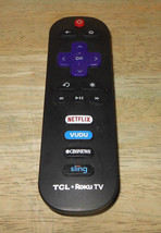 Original TCL Roku TV Remote Control - $18.36