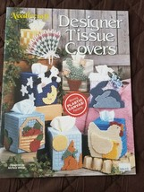 NEW PLASTIC CANVAS DESIGNER TISSUE COVERS 7 CUTE DESIGNS Needlecraft shop - $5.84