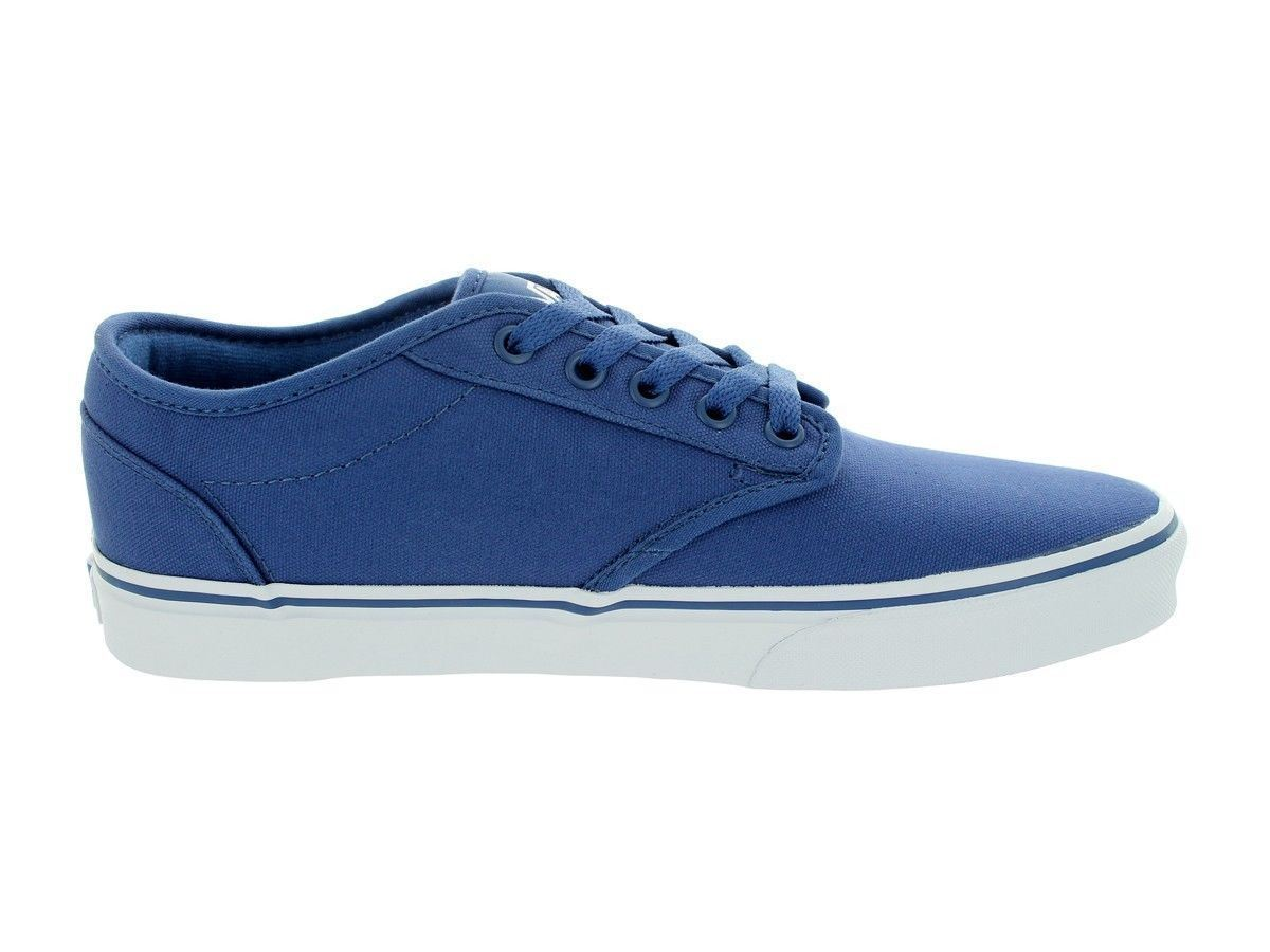 VANS Atwood (Canvas) STV Navy/White Casual Skate MEN'S SIZE 8.5 image 3