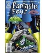 "Fantastic Four #409 ""Hyperstorm & Doctor Doom Appearance"" [Comic] DeFalco - $5.87"