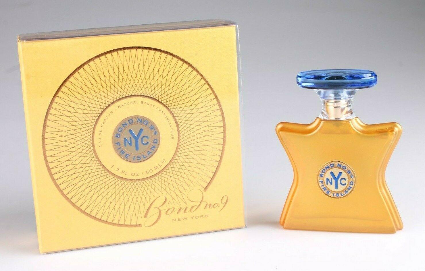 Bond No. 9 Fire Island New York 1.7 FL oz/50 ml Eau De Parfum EDP Spray New!