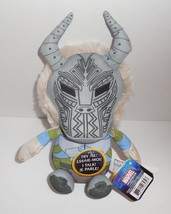 Marvel Black Panther Slammer Eric Killmonger Talking Plush Stuffed Doll ... - $13.18