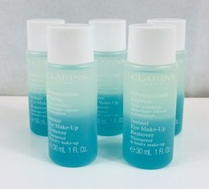 Clarins Instant Eye Waterproof and Heavy Make-Up Remover 5 oz  ( 5x1oz) - $19.79