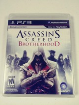 Brand New and Sealed: Assassin's Creed: Brotherhood PS3 - $14.00