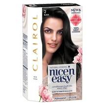 Clairol Nice 'N Easy 2 Black 1 Kit - $29.99