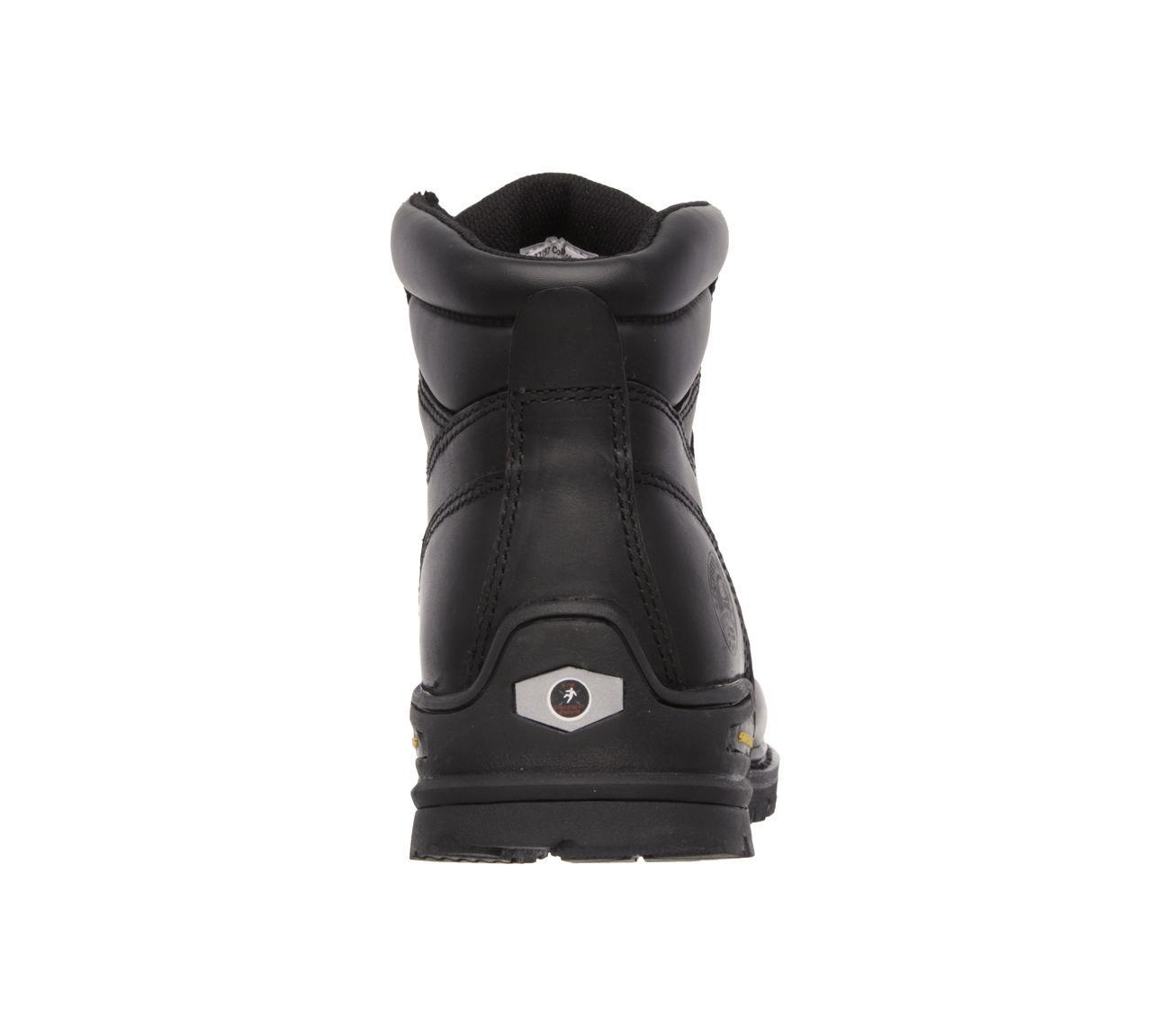 8ab354f2299b3 Men's SKECHERS WORK: RELAXED FIT -Kener STEEL TOE Boot, 77057 BOL Size 9