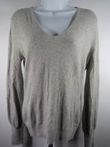 Ralph Lauren Hell Pullover Größe Mittelgroß M Grau mit Wolle und Kaschmir C56 - $35.18