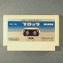 Famicom Robot Block Set (Nintendo Famicom FC NES, 1985) Japan Import - $12.88