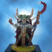 Painted Ral Partha Crucible Miniature Grand Mystic - $44.70