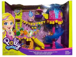 Polly Pocket Citrus Splash Water Park 2018 Interactive Playset Rare NEW SEALED - $125.09