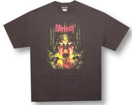 Slipknot-Scary Eyes-XXL  Black T-shirt - $16.54
