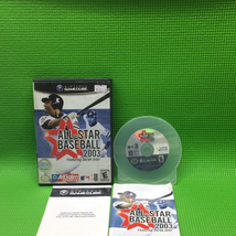 All-Star Baseball 2003 - Nintendo Gamecube | Disc Plus - $3.00