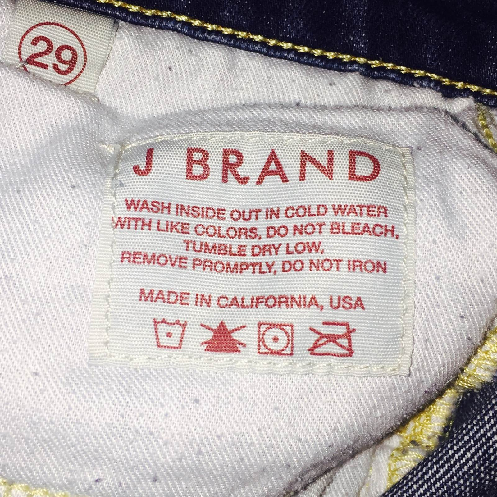 J Brand Blue Jeans Womens Bootcut Flare size 29