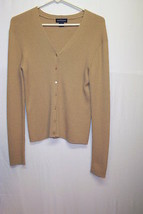 Ann Taylor  Cardigan, size S  Light brown - $12.72