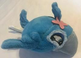 """Angry Birds Rio 2011 4""""x8 Jewel Macaw Bird Plush Stuffed Toy Bird - $8.76"""