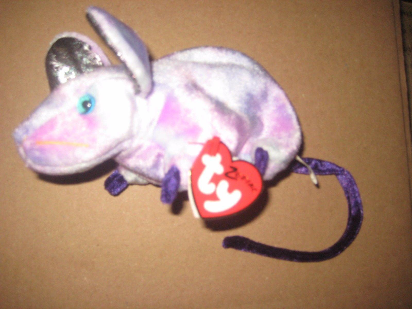 Ty Beanie Babies Zodiac Chinese Rat Handmade and 50 similar items accf0d8929e
