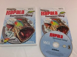 Rapala Tournament Fishing (Nintendo Wii, 2006) - $8.82