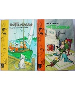 The Tuckers 2 LOT The Special Secret & Tell A Tale Of nos.2 & 6 Jo Mende... - $4.00