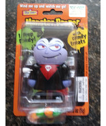 Vampire Dracula Monster Pooper New Wind Up Novelty Candy Dispenser Treat... - $9.10