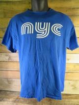 NYC New York City T-Shirt Size L - $8.90
