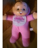 "Turma da Monica Baby 18"" Multibrink Plush Toy Doll Brazilian Comic - $41.57"